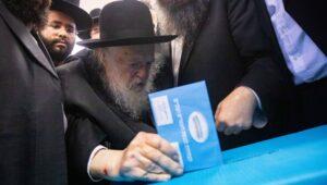 Top rabbis go to bat for Netanyahu