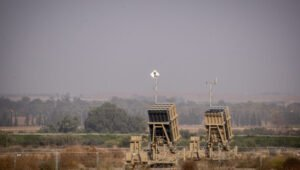 Missile from Syria lands in southern Israel