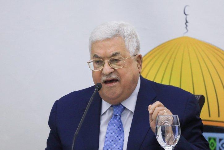 Palestinian leader Mahmoud Abbas curses half the planet