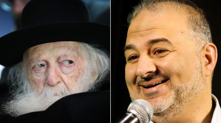 Orthodox Jews now prefer Islamist Arabs over lefties?