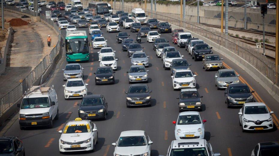 Passover traffic