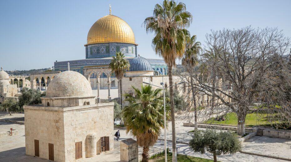Tour the Temple Mount