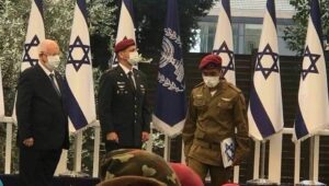 Bnei Menashe serve Israel with excellence