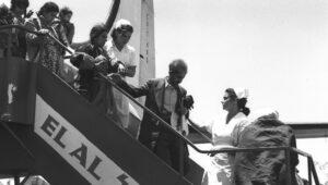 Jews of Iraq flee to Israel