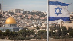 It is the disunity of Israel that makes it impossible to fully control Jerusalem.