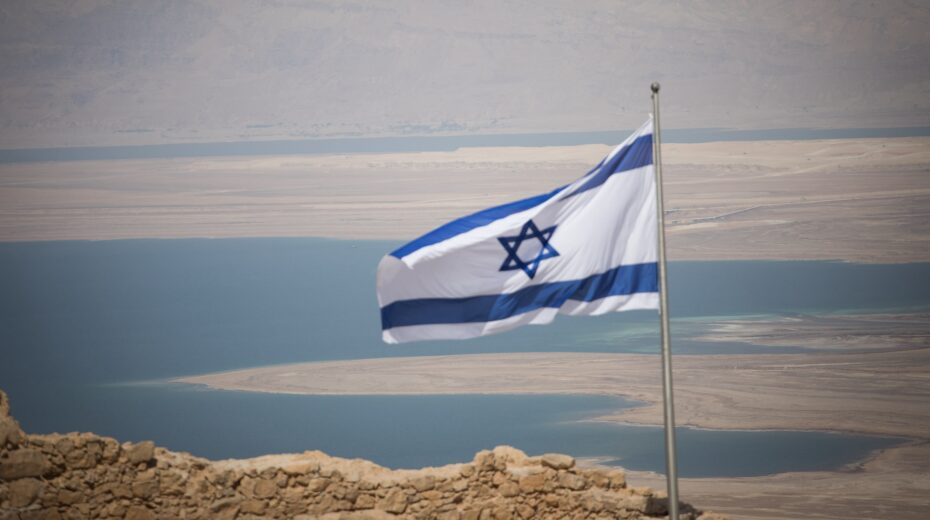 In the end, Israel stands alone
