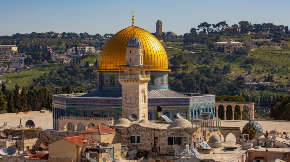 Jerusalem's Temple Mount remains at the heart of the conflict