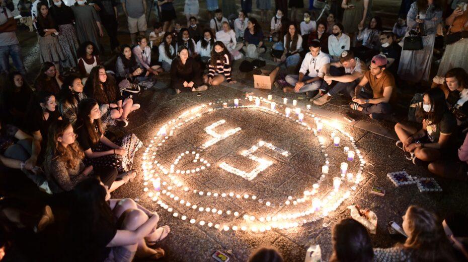 Israelis mourn the Meron tragedy