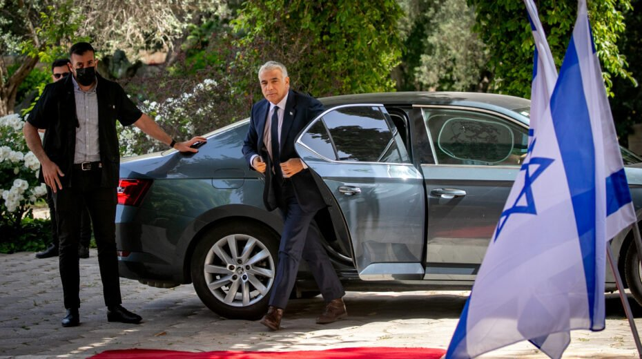 Yair Lapid gets his shot at being prime minister