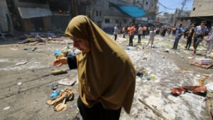 The Tragedy of the Israeli-Palestinian Conflict