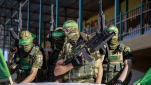 Aid from Iran has transformed Hamas from a rag-tag terror group into a real military threat
