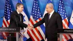 ANALYSIS: The Biden Administration Interferes in Israel's Conflict with Hamas