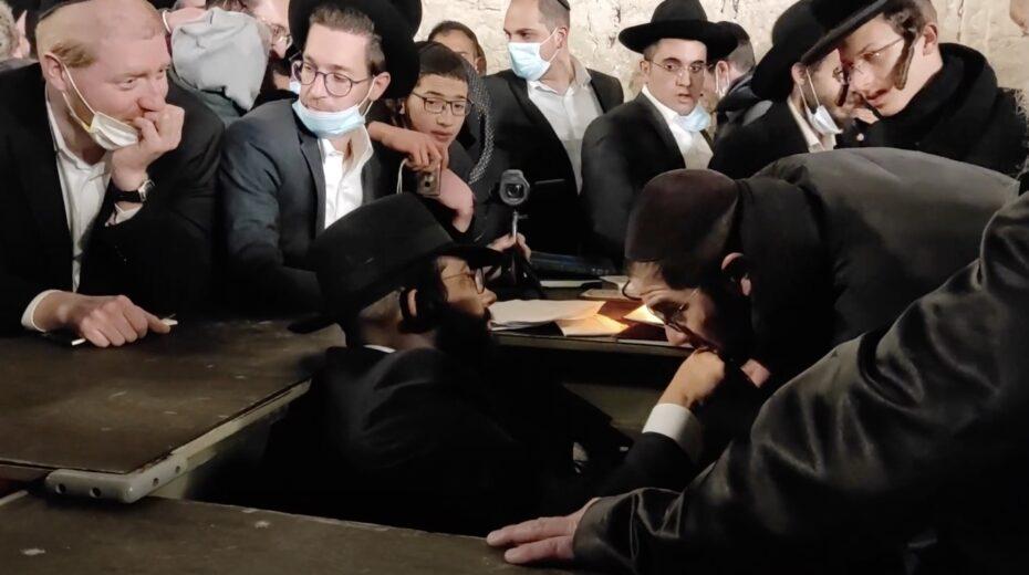 The Yanuka, Shlomo Yehuda Be'eri, also being called 'Jizkiyahu Ben David'