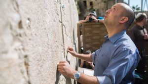 Religious Zionism is now the faith of Israel's prime minister