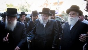 Orthodox Jews fear losing all influence under new government.