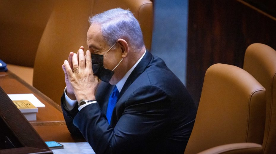 The tables have been turned on Netanyahu