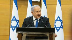 Netanyahu takes aim at the new government