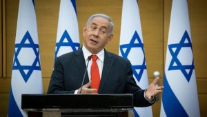 They pushed him out of office, but they won't stop coming for Bibi and his supporters
