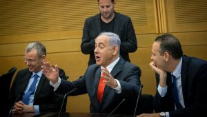 Netanyahu isn't going to stop anyone from continuing to call him Mr. Prime Minister