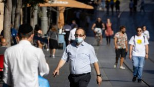 Coronavirus makes a comeback in Israel