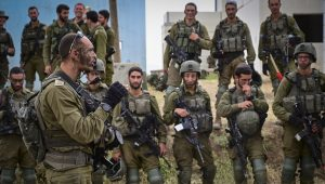 Israeli soldiers today still train and operate according to principles and tactics laid down by a Bible-believing Christian Zionist, Orde Wingate.