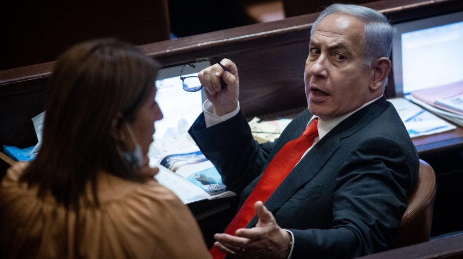 Netanyahu has suffered an assault not on his policies, but on his character.
