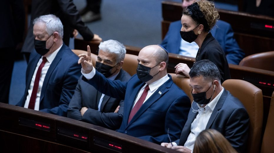 Israel's government of change suffers first major blow