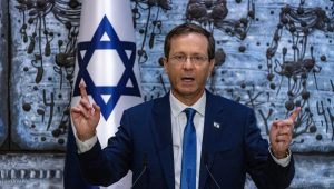 The Durban conference is a celebration of antisemitism, insists Israeli president