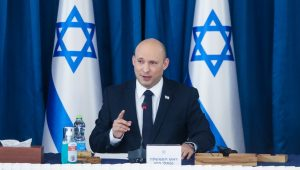 Israel Prime Minister Naftali Bennett stuck his foot in his mouth by shaming those who have not yet taken the COVID vaccine