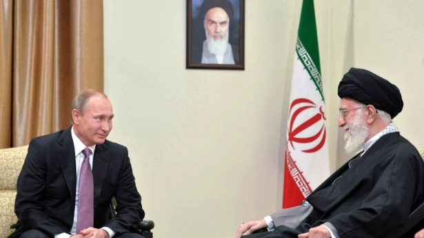 Russia and Iran coming closer together is very bad for Israel considering the situation in Syria.
