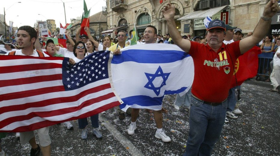 America will never abandon Israel because Christians won't let it.