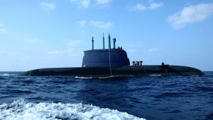 Israeli submarines are critical in the mounting war with Iran