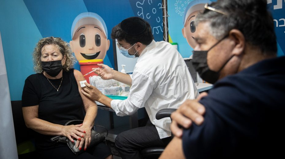 Booster shots will soon be available for most Israeli adults, even if the WHO says it's not necessary.