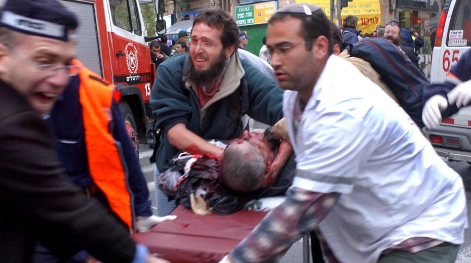 The Sbarro pizzeria massacre was one of the most horrific Palestinian terror attacks of the Second Intifada, causing utter turmoil and chaos in the heart of Jerusalem.