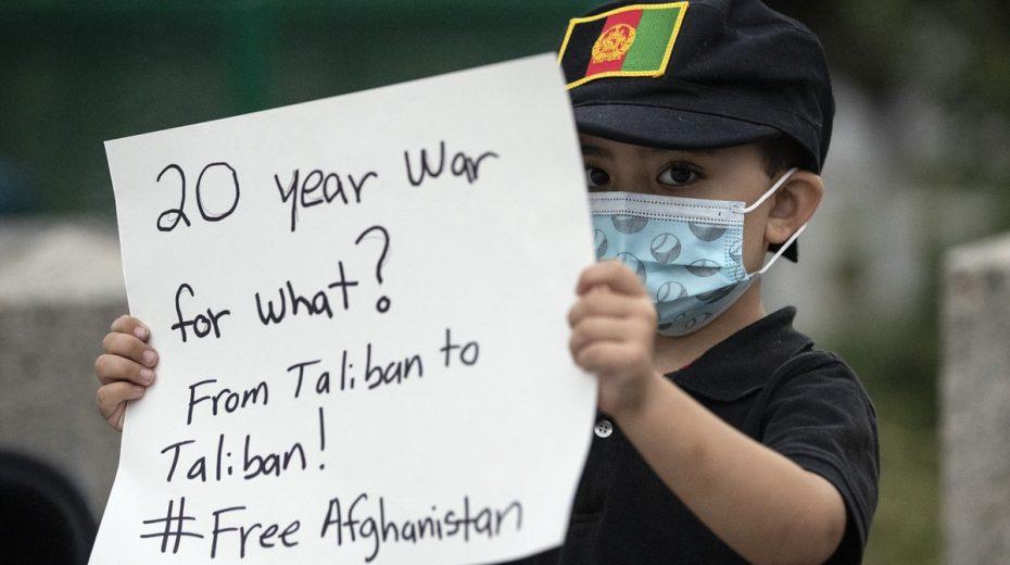 Ignoring the Taliban is the same as ignoring Hamas.