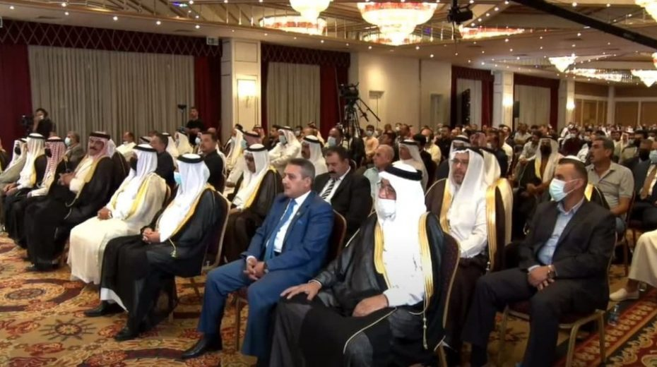 Delegates in Iraq call for peace with Israel
