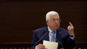 Palestinian leader Mahmoud Abbas has all but lost control of his people.