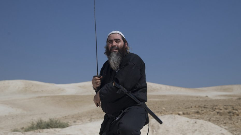 The 'Haredi Ninja' has died of COVID