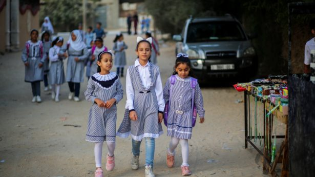 Palestinian society is pushing hard for its young generation to carry on a legacy of bloodshed and violence.