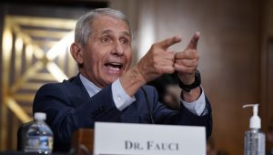 Dr. Fauci says the US will soon follow Israel's example.
